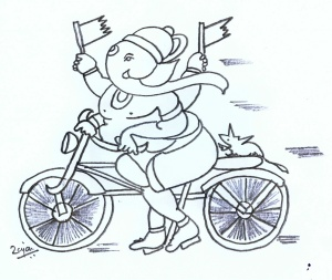ganesha-in-bicycle1