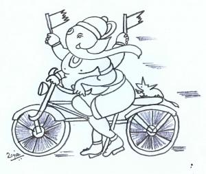 ganesha-in-bicycle1