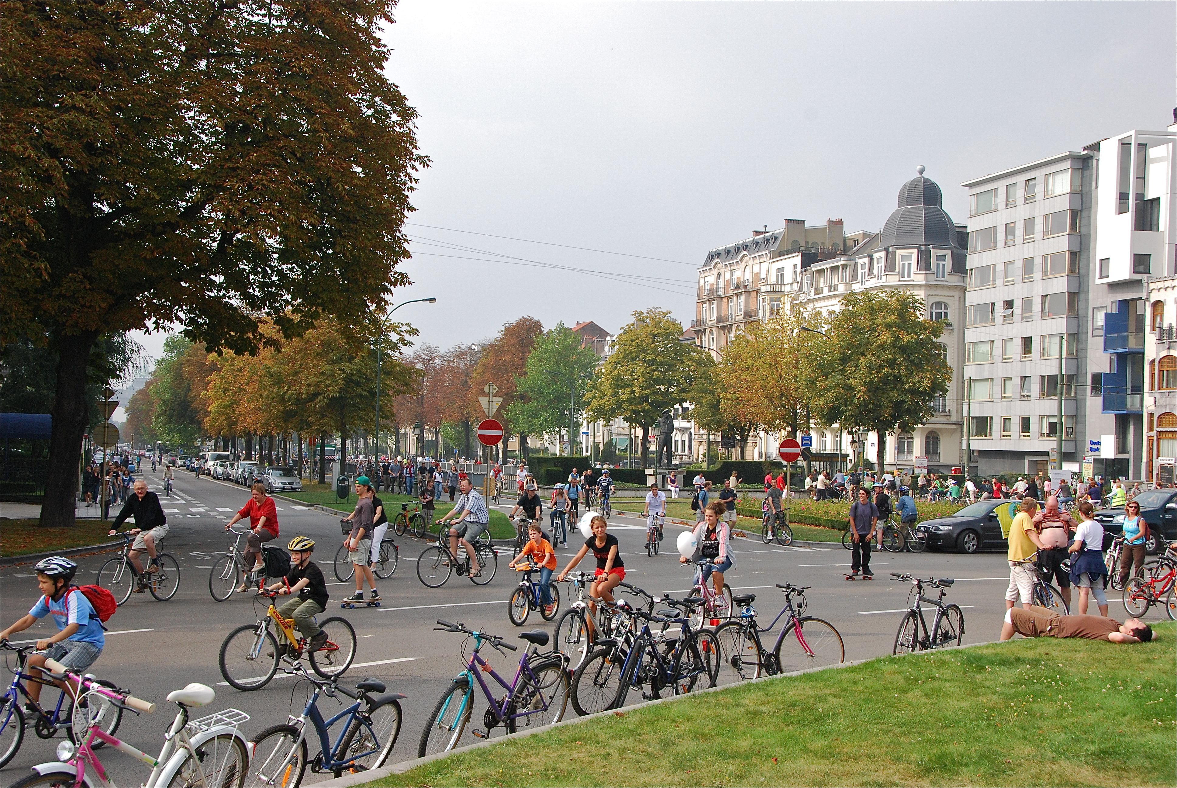 car-free-day-in-brussels
